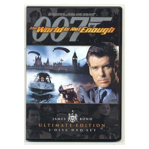 The World Is Not Enough | Blog, James Blog The World Is Not Enough Dvd