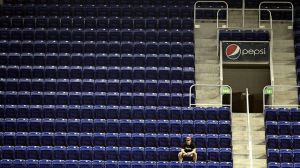 Ed note: The Miami Marlins have attendance issues this year.