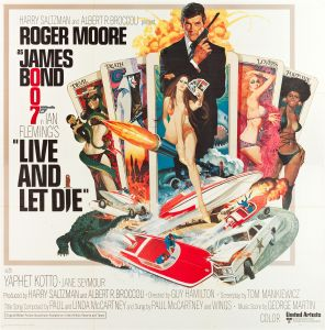 Live-and-Let-Die-United-Artists-1973.-Six-Sheet